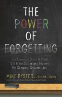 The Power of Forgetting