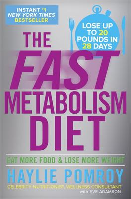 Cover image for The Fast Metabolism Diet