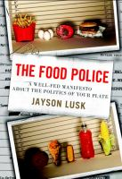 The Food Police
