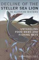 Decline of the Steller Sea Lion in Alaskan Waters