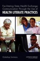 Facilitating State Health Exchange Communication Through the Use of Health Literate Practices