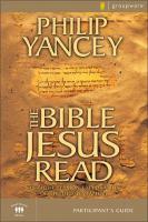 The Bible Jesus Read, Participant's Guide