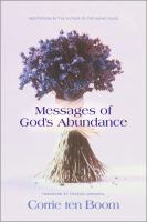 Messages of God's Abundance