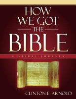 How We Got the Bible
