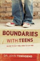 Boundaries With Teens