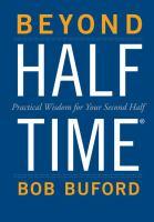 Beyond Half Time