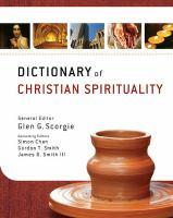 Zondervan Dictionary of Christian Spirituality
