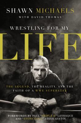 Cover image for Wrestling for My Life