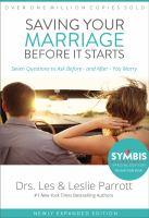 Saving your Marriage Before It Starts