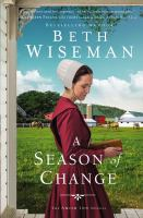 A season of change : an Amish inn novelpages cm.