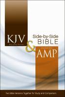 KJV- Amplified Holy Bible