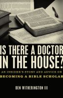 Is There A Doctor in the House?