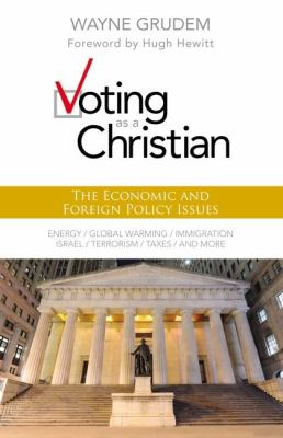 Cover image for Voting as A Christian
