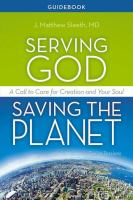 Serving God, Saving the Planet Guidebook