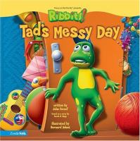 Tad's Messy Day
