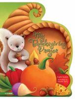 My Thanksgiving Prayer