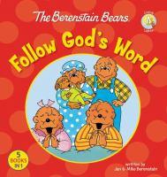 The Berenstain Bears : follow God's word