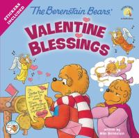 The Berenstain Bears Valentine Blessings