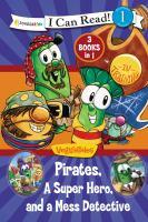 Pirates, Mess Detectives, and A Superhero