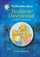 The Berenstain Bears Bedtime Devotions