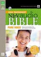 Nirv Audio Bible New Testament, Pure Voice