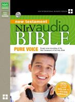 NIrV Audio Bible