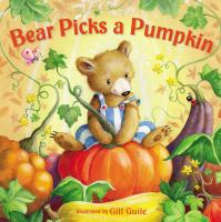 Bear Picks A Pumpkin