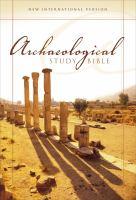 NIV, Archaeological Study Bible