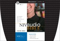 NIV Audio Bible, Part 5