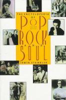 Encyclopedia Of Pop, Rock & Soul