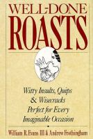 Well-done Roasts