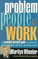 Problem People At Work