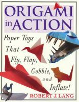 Orgami In Action
