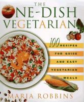 The One-dish Vegetarian