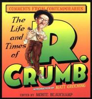 The Life and Times of R. Crumb