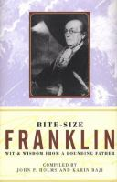 Bite-size Ben Franklin