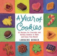A Year of Cookies