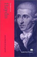 The New Grove Haydn