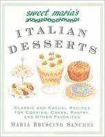 Sweet Maria's Italian Desserts