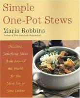 Simple One-pot Stews