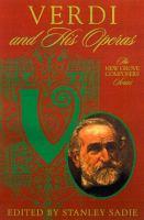 Verdi and His Operas