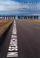Coyote Nowhere