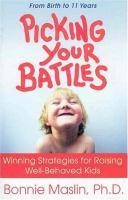 Picking your Battles