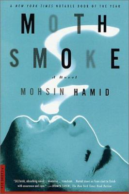 Cover image for Moth Smoke