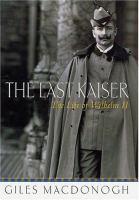 The Last Kaiser