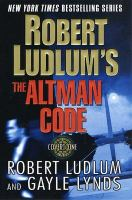 Robert Ludlum's the Altman Code