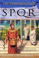 SPQR VII : The Tribune's Curse