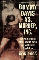 Bummy Davis Vs. Murder, Inc