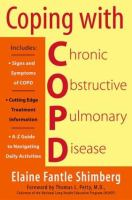 Coping With Chronic Obstructive Pulmonary Disease