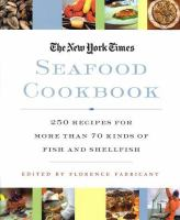 New York Times Seafood Cookbook